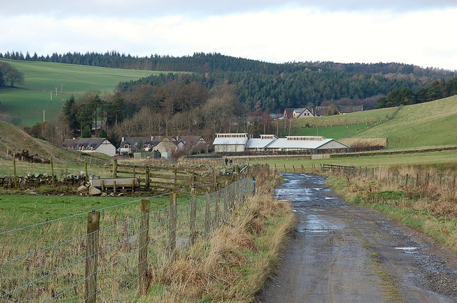 Track to Eddleston