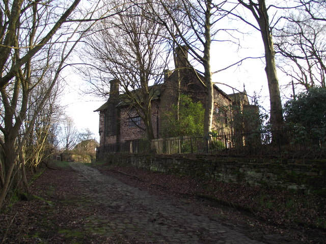 Hall i' th' Wood, Bolton