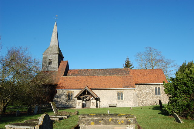 St Margaret of Antioch church, Margaretting