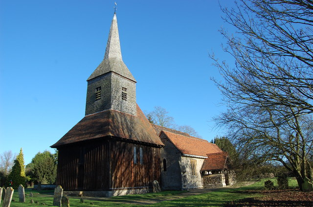 St Margaret's church, Margaretting