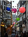 TQ2881 : London: St. Christopher's Place by Chris Downer