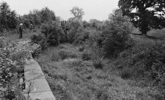 Montgomery Canal, Frankton Flight 1978
