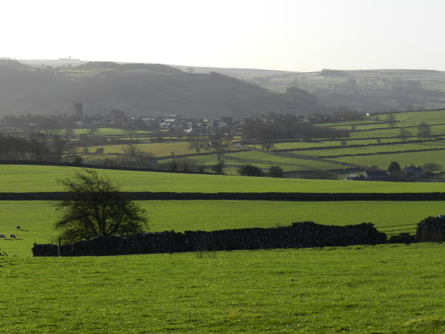 A view of Youlgreave