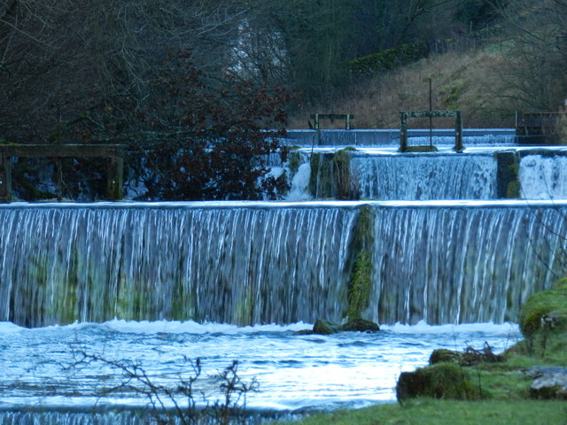 Weirs, River Lathkill