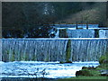 SK2165 : Weirs, River Lathkill by Peter Barr