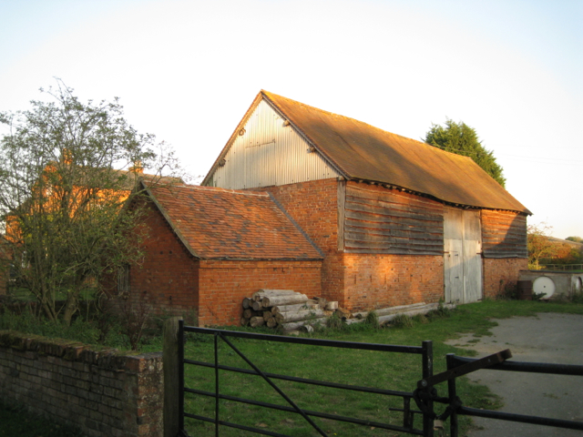 Barns, Preston Bagot Farm