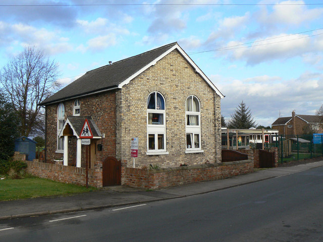 Former Methodist Chapel, Barlow