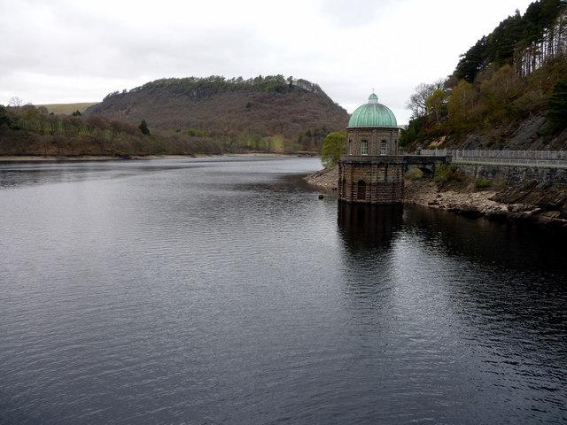 Garreg Ddu Reservoir, Elan Valley, Mid-Wales