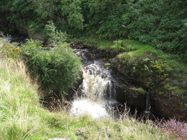 Waterfall, Croglin Water