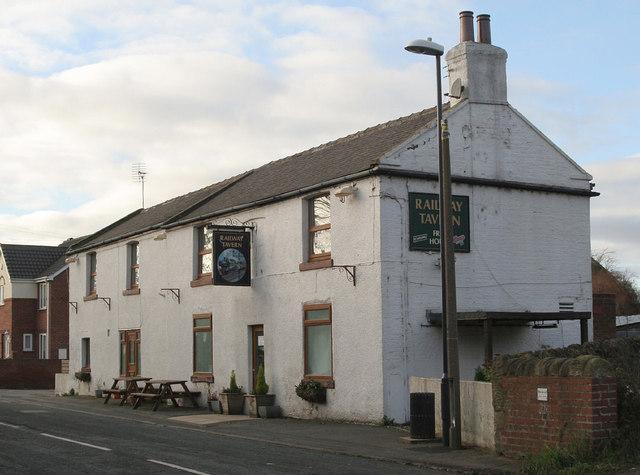 Railway Tavern, Hensall
