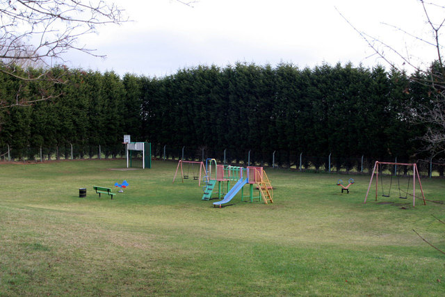 Playground at Hensall