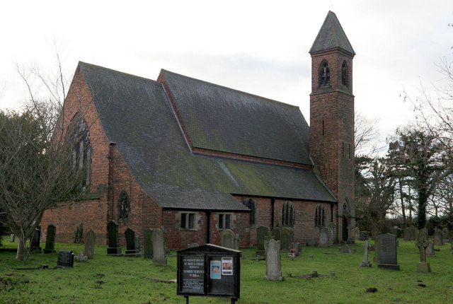 St Paul's Church, Hensall