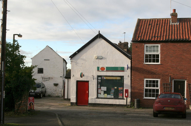 Hensall Post Office