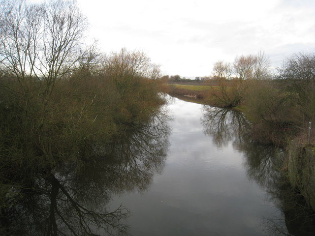 The River Idle at Misterton Soss
