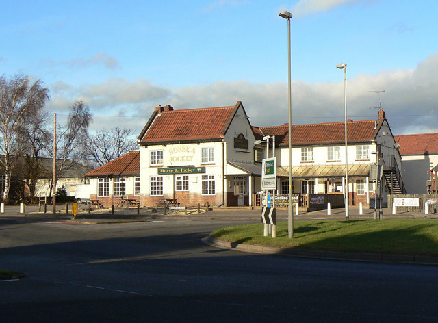 The Horse & Jockey, Hut Green
