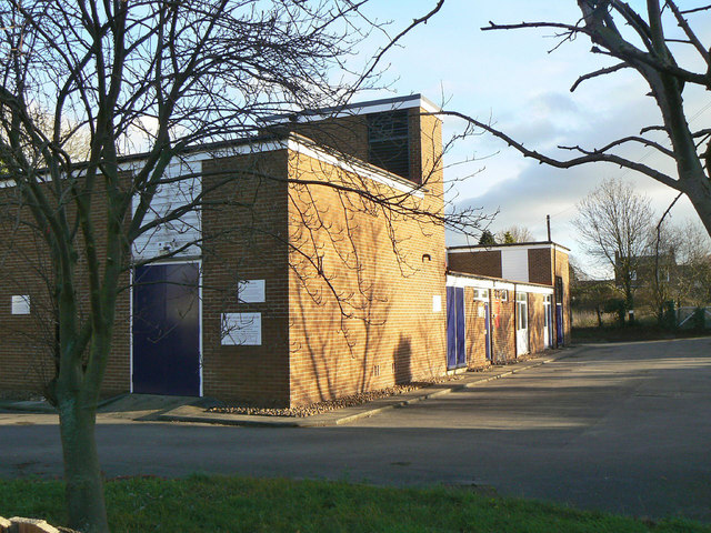 Eggborough telephone exchange