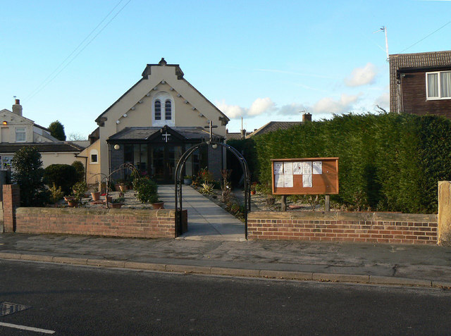 Eggborough Methodist Church