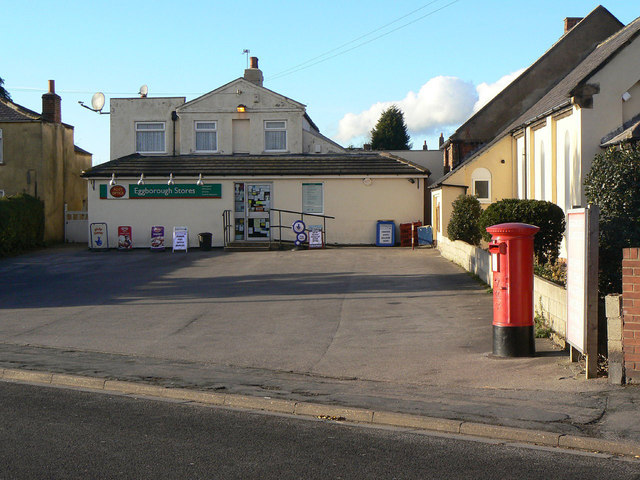 Eggborough Post Office