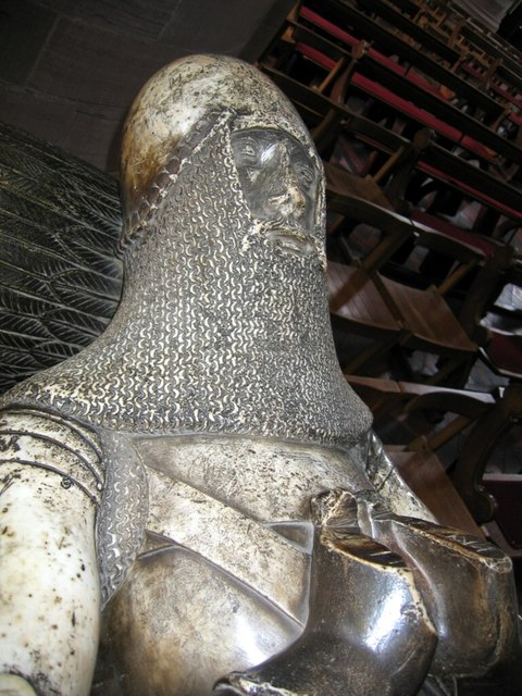 Sir Richard Pembridge in Hereford Cathedral