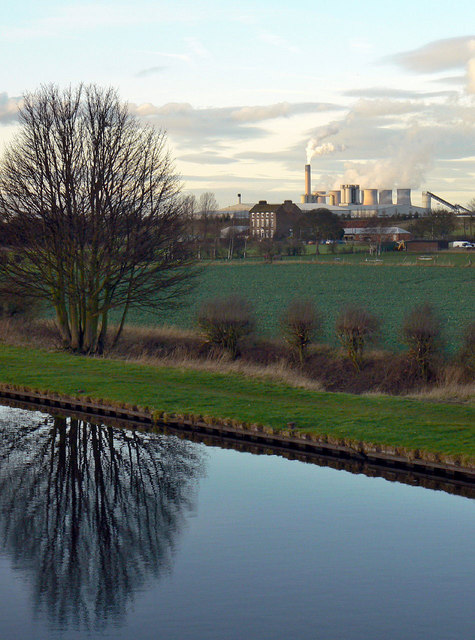 View from Pollington Bridge
