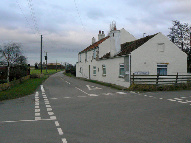 Four Horseshoes Inn