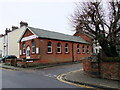 TM2521 : Parish Church Hall, Walton-on-the-Naze by PAUL FARMER