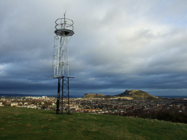 Blackford Hill weather station