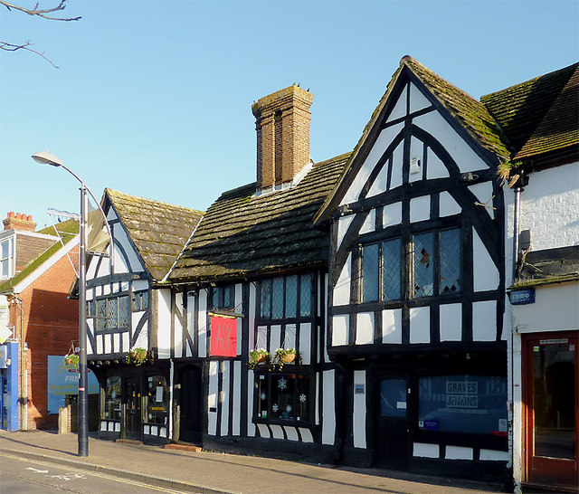 The Ancient Priors in Crawley, West Sussex