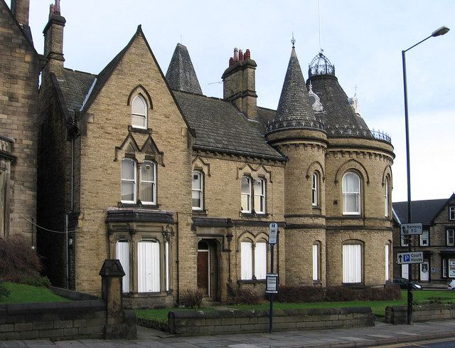 Barnsley - NUM Hall on Victoria Road