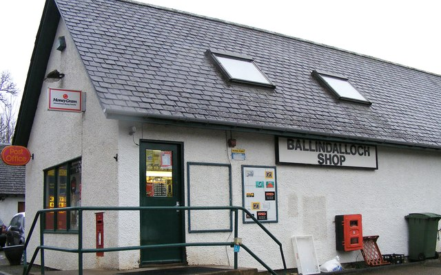 Ballindalloch Shop and Post Office
