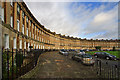 ST7465 : Royal Crescent - Bath (2) by Mike Searle