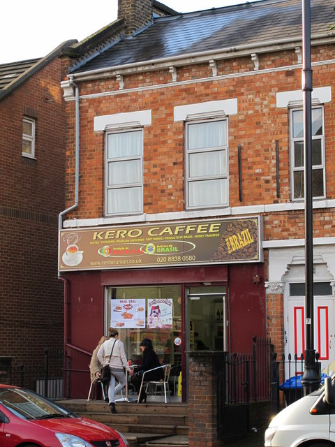 Kero Caffee, Station Road, NW10