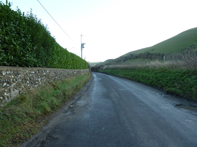 Edburton to Fulking road
