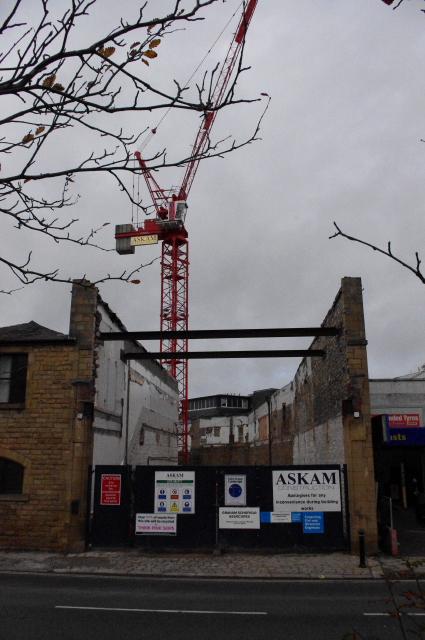 Redevelopment, Thurnham Street