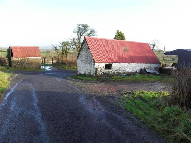 Farm buildings, Corbally