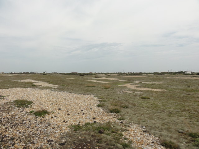 Dungeness village