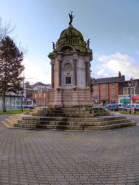 Kay Monument, Bury
