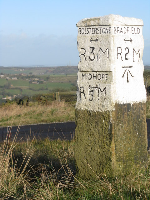 Moorland Sign