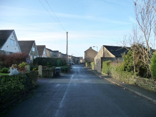 Top Road, Lower Cumberworth
