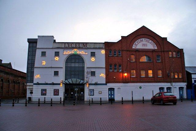 Lyceum Theatre, Crewe
