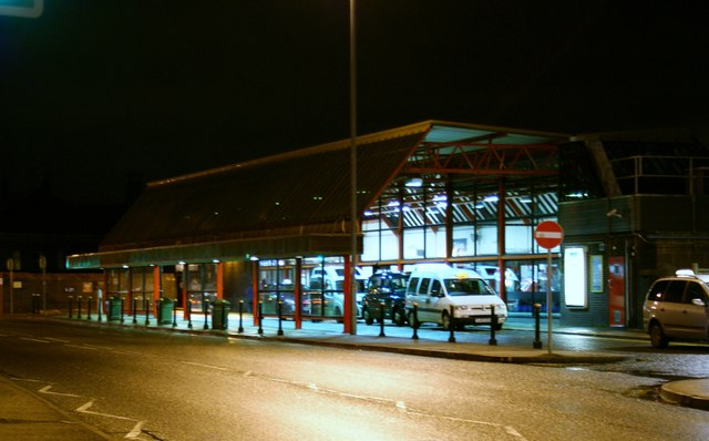 Crewe Station