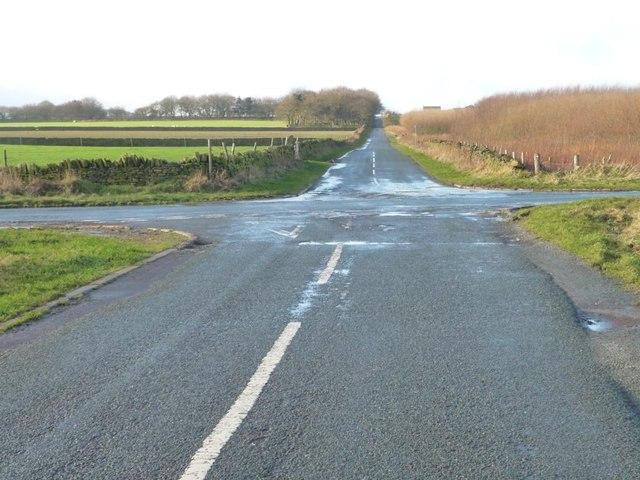 A significant crossroads