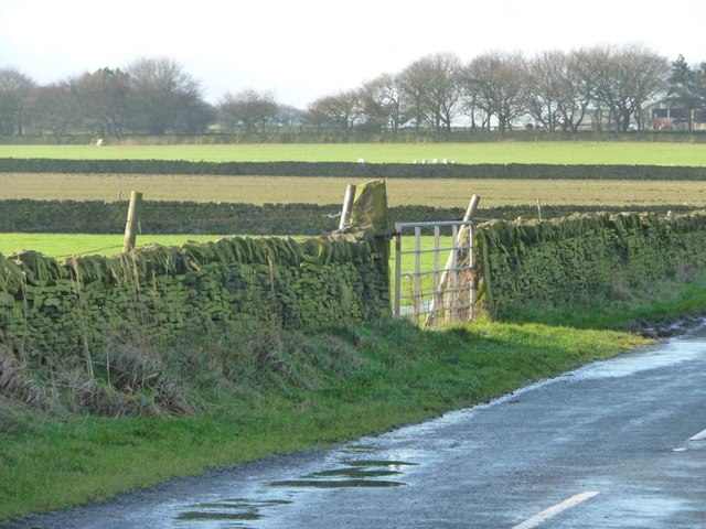 A Barnsley field gate