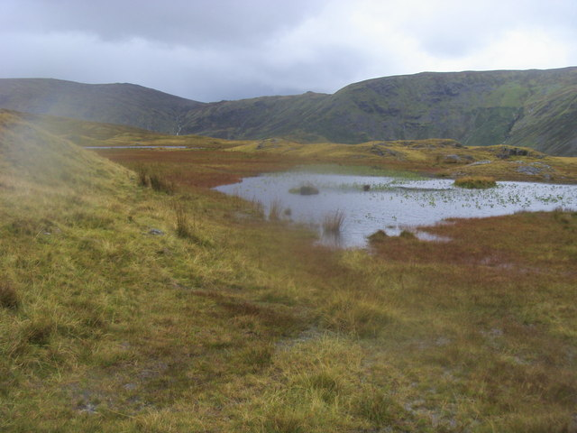 Unnamed Tarns