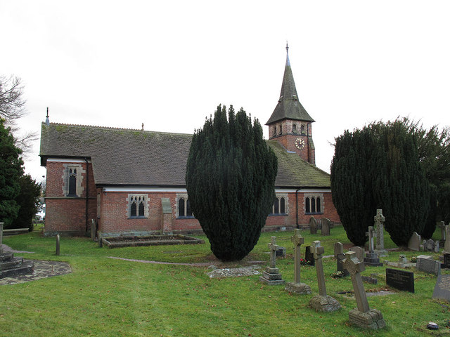 St Mary's Church, Whitegate