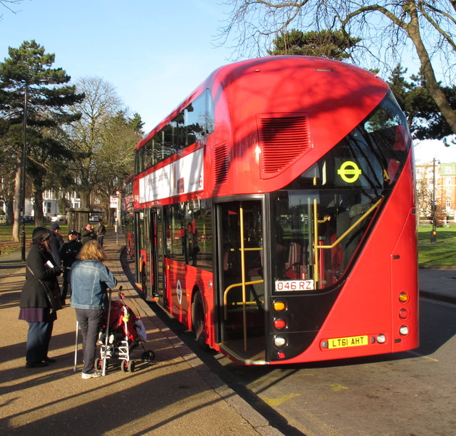"Open platform of ""New bus for London"""