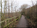 SJ9277 : Middlewood Way bypass path by Stephen Craven
