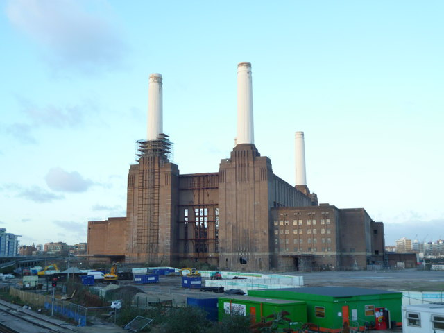 Battersea Power Station, Battersea Park Road SW11