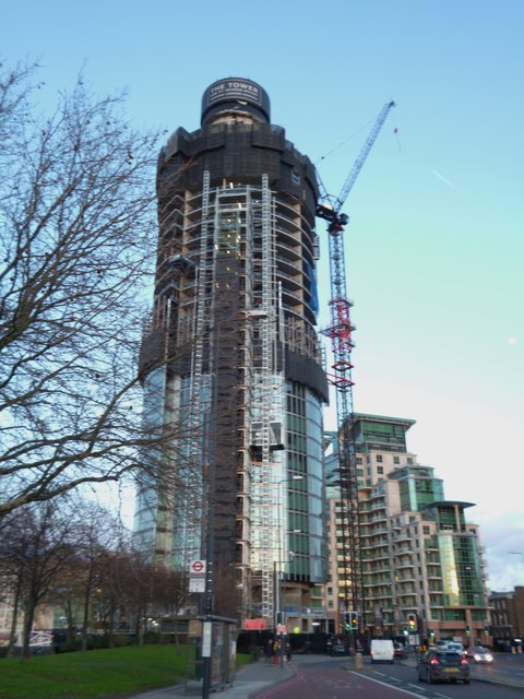 The Tower, Nine Elms Lane SW11