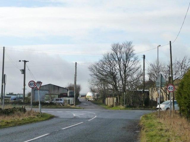 Green Lane End